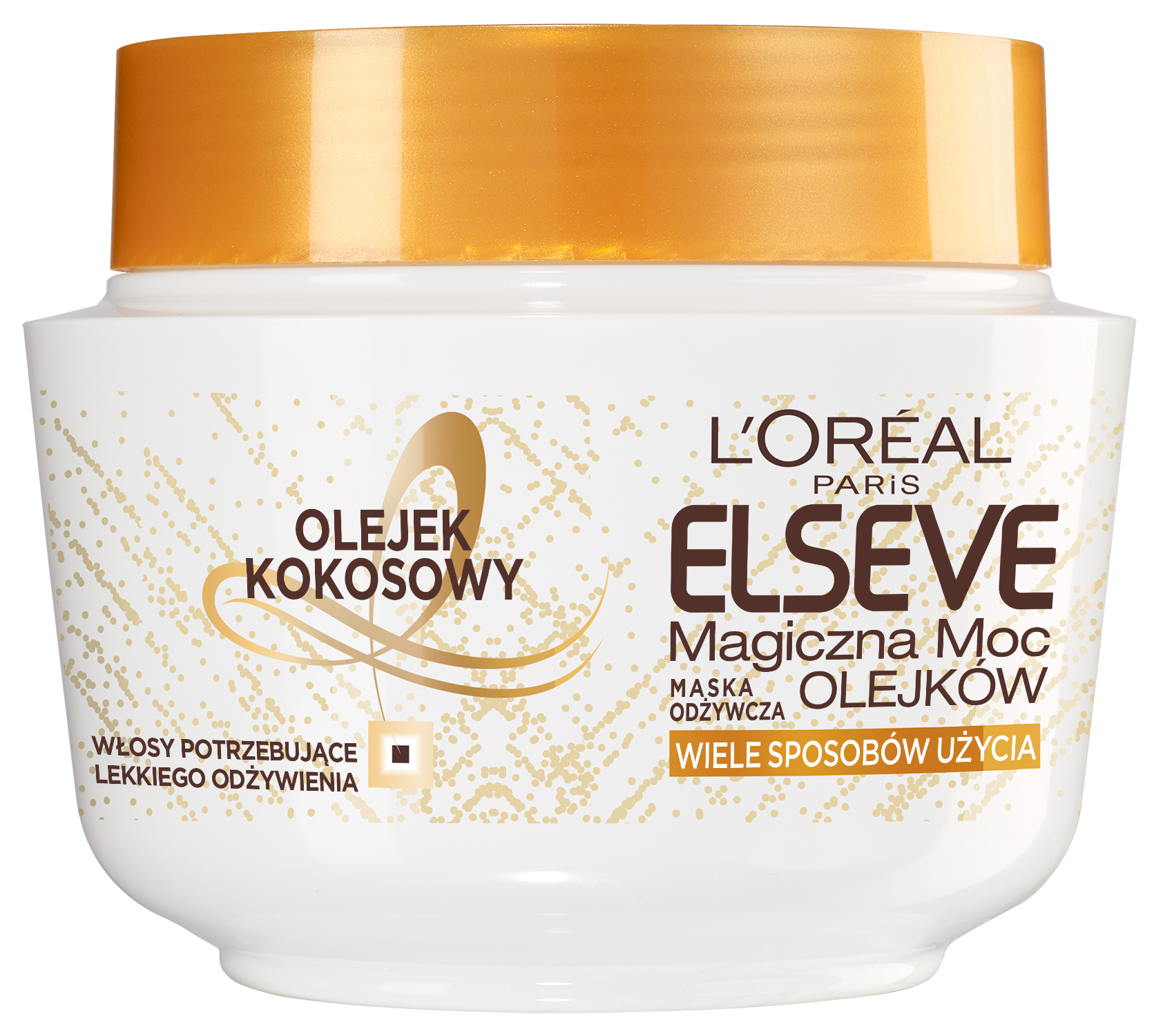 ELSEVE Extraordinary OIL COCONUT MASK