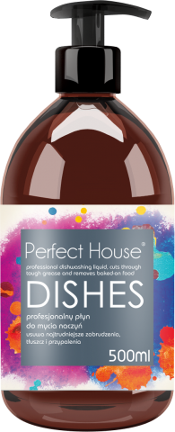 PERFECT HOUSE DISHES