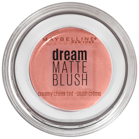 Dream Matte Blush - kremowy róż do policzków, Master Blush
