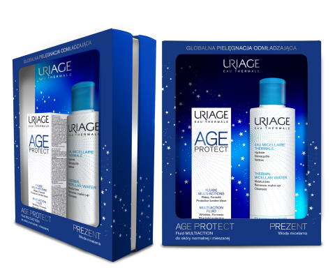 AGE PROTECT Fluid MULTIACTION / woda micelarna