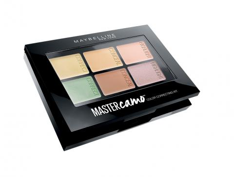 MASTER CAMO Colour Correcting Kit