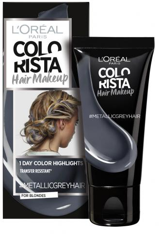 COLORISTA HAIR MAKEUP (Grey)