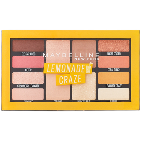 LEMONADE CRAZE Eyeshadow Pallete