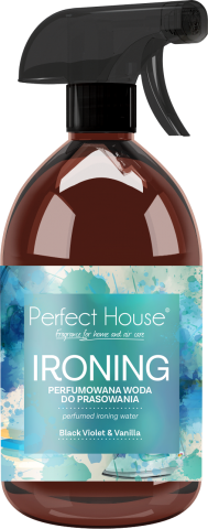 PERFECT HOUSE IRONING